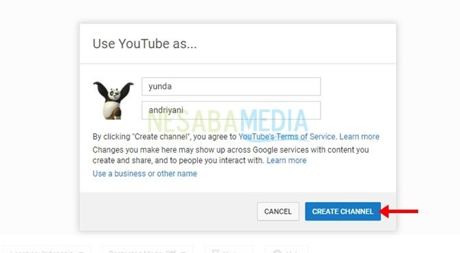cara membuat channel youtube menarik