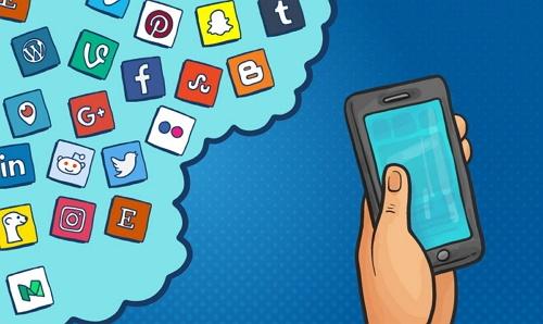 akun sosial media lain