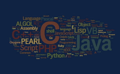 contoh bahasa pemrograman