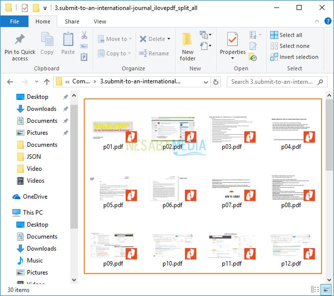 ilovePDF files