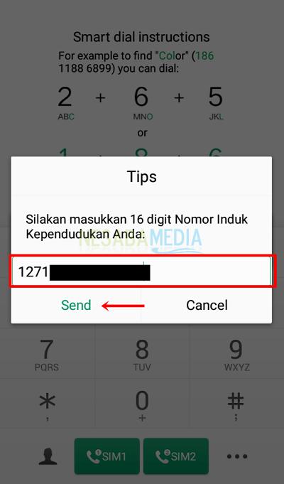 cara unreg kartu telkomsel yang sudah di registrasi