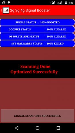 2G 3G 4G Signals Booster Prank