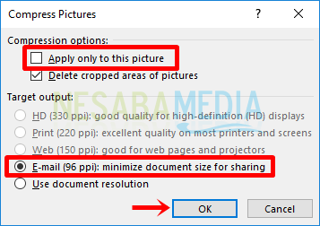 How to Minimize Word Files Without Applications