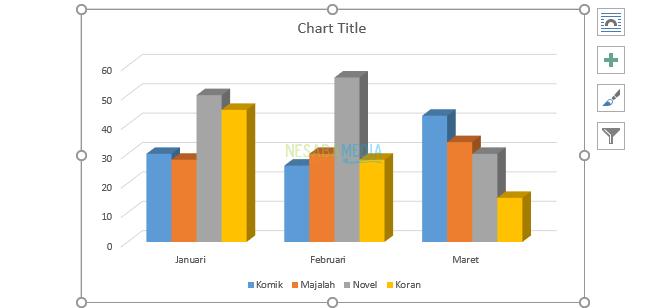 Grafik di Word
