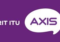Cara Registrasi Ulang Kartu Axis