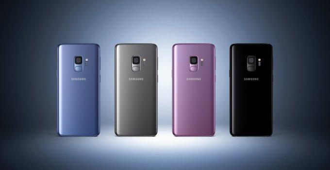 hargaSamsung Galaxy S9