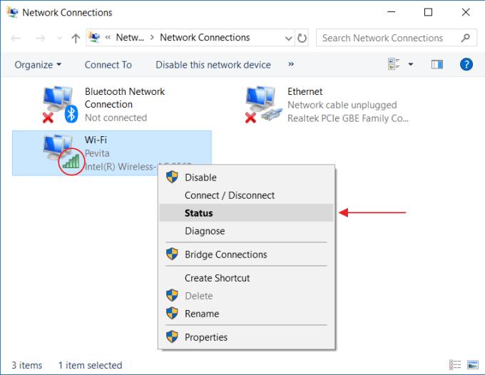 Cara Melihat IP Address Laptop Windows