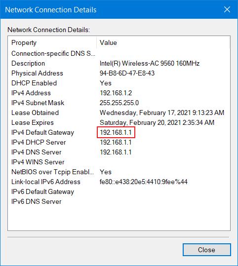 Mengganti IP Address di PC Statis 6