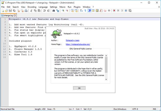 Download Notepad++ Terbaru