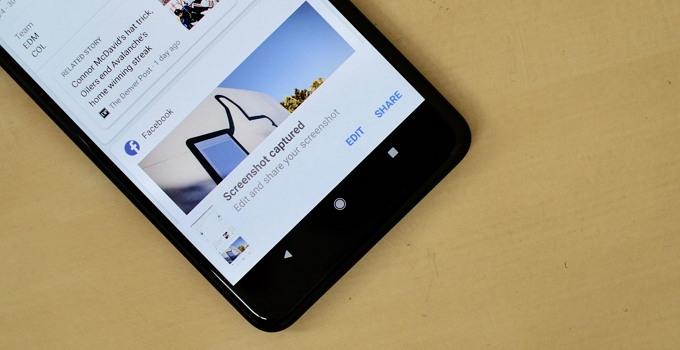 Cara Screenshot Panjang di Android