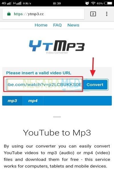 Cara Download Lagu