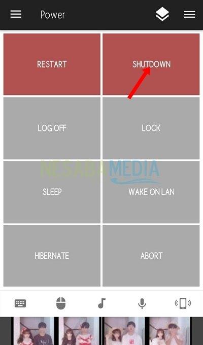 Cara Mematikan Laptop Lewat Android