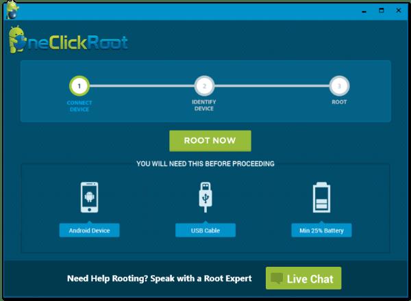 oneclick root