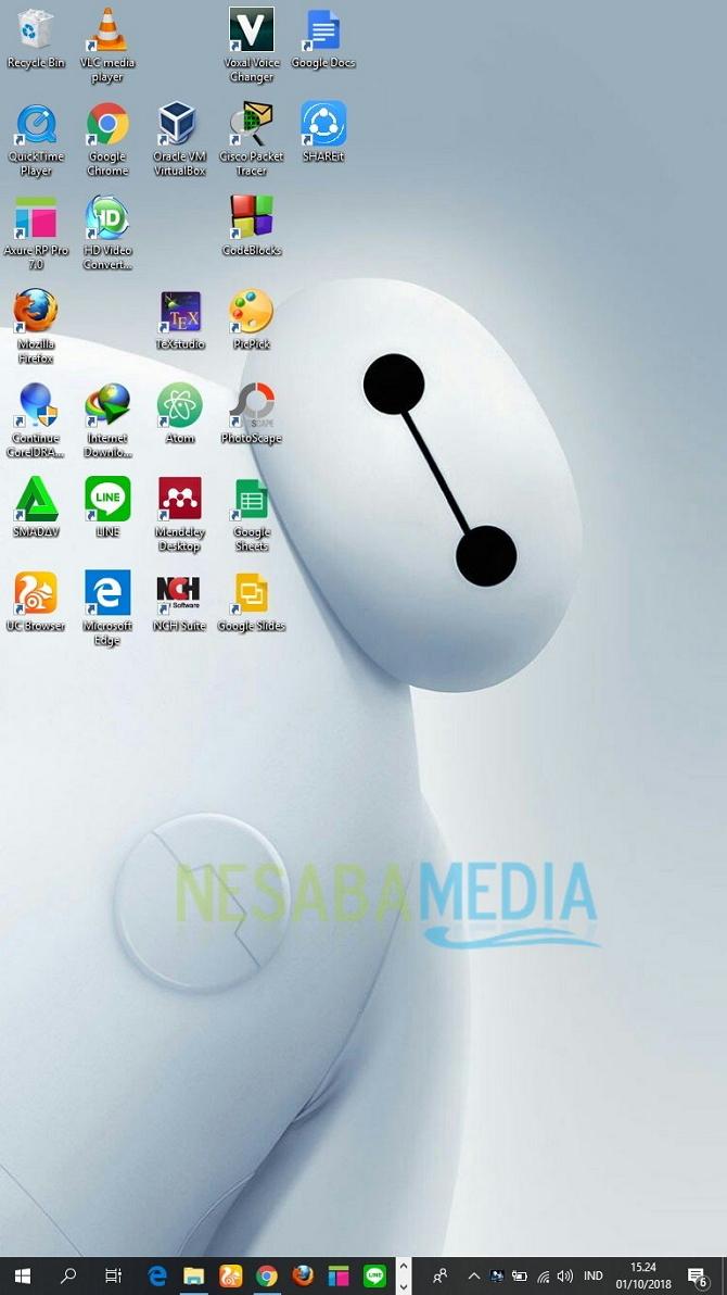 Cara Membalikan Layar Laptop : membalikan, layar, laptop, Memutar, Tampilan, Layar, Windows, (Lengkap+Gambar)