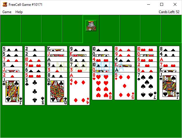 Langkah 5 - cara memainkan game klasik Windows XP di Windows 10