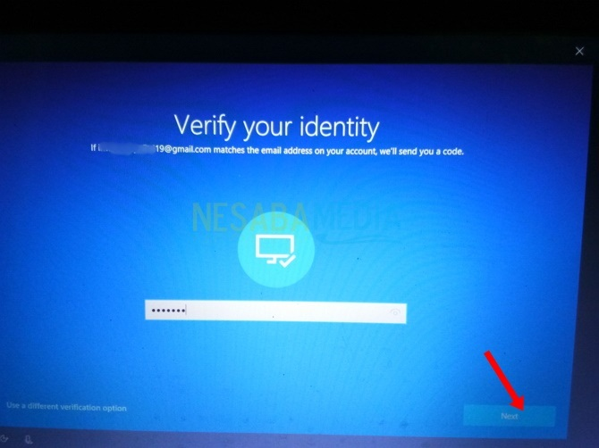 mengatasi lupa password windows 10 dengan mudah