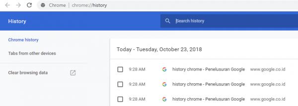 cara mempercepat download di Google Chrome