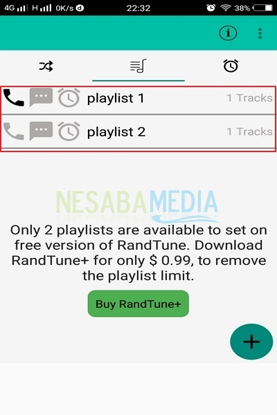 total playlist