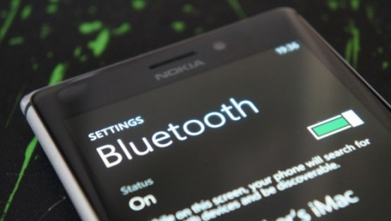 Cari bluetooth dari smartphone