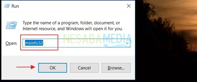 cara mengetahui laptop Anda memakai BIOS atau UEFI
