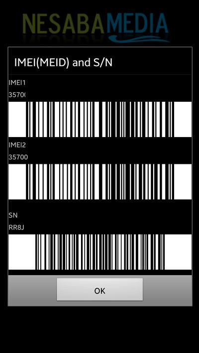 begini cara cek spesifikasi hp android tanpa aplikasi