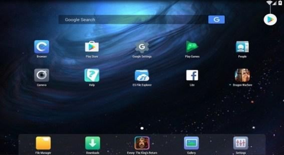 Download Nox App Player terbaru