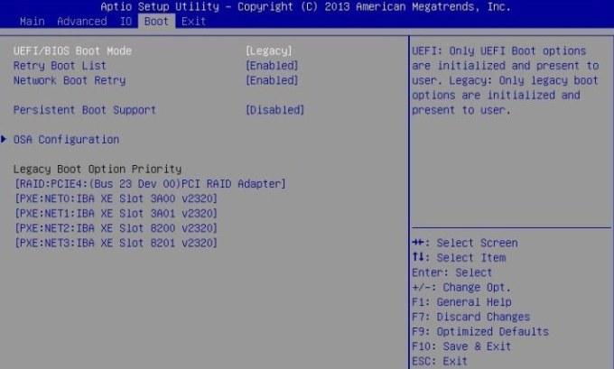 BIOS - Soft Booting