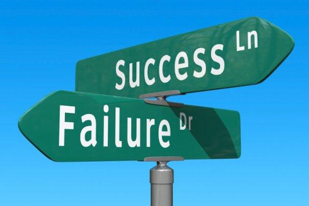 Faktor kegagalan dan kesuksesan Wirausaha
