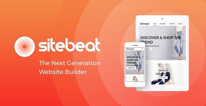 Sitebeat website builder
