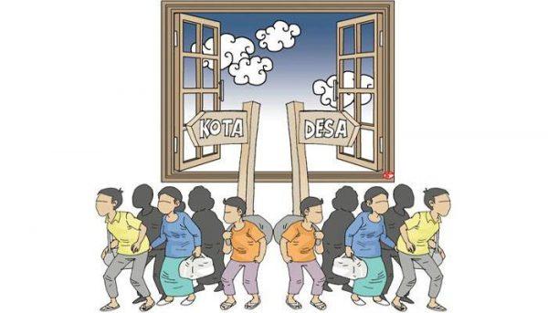 Faktor Pendorong Kepadatan Penduduk