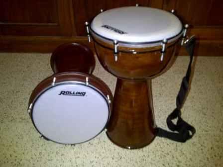 Tifa rhythmic instrument