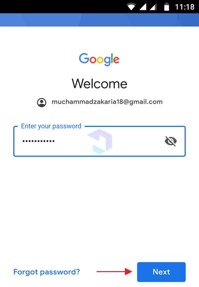 cara membuat email di HP (Gmail)
