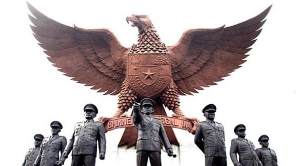 history of Pancasila