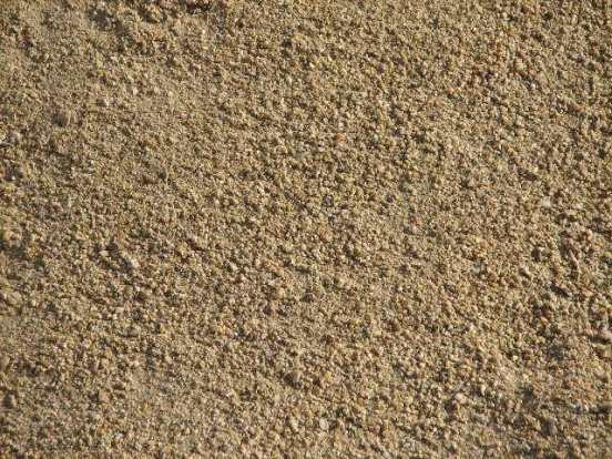 Jenis Tanah Pasir