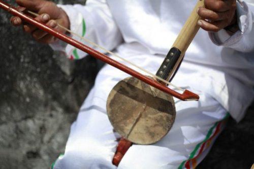 Maluku Arababu Musical Instrument