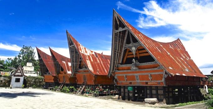 Bentuk Rumah Adat Batak