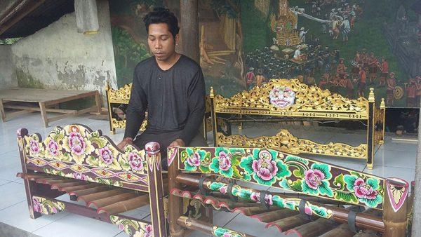 Bali Gerantang Musical Instrument