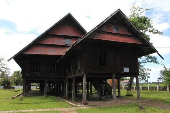 Rumah Adat Saoraja
