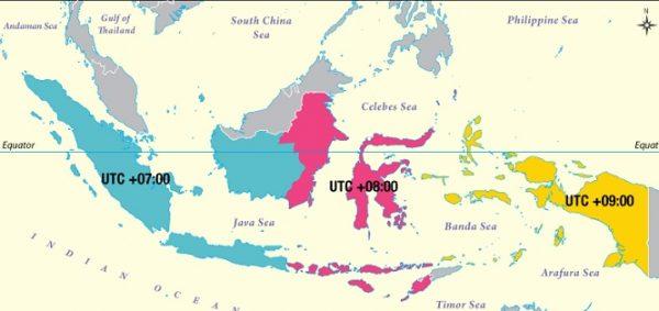 pengaruh letak geografis indonesia