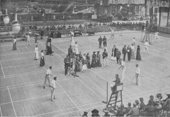 Badminton and Badminton History