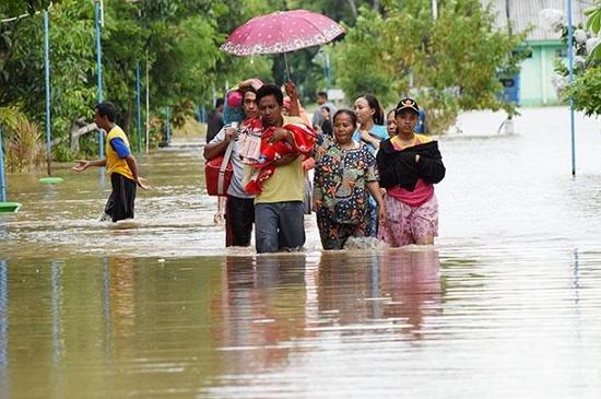 Contoh Karangan Narasi tentang Banjir