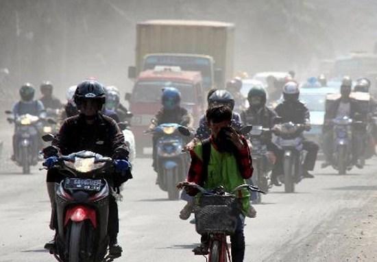 Penyebab Pemanasan Global - Meningkatnya Gas Karbon Monoksida