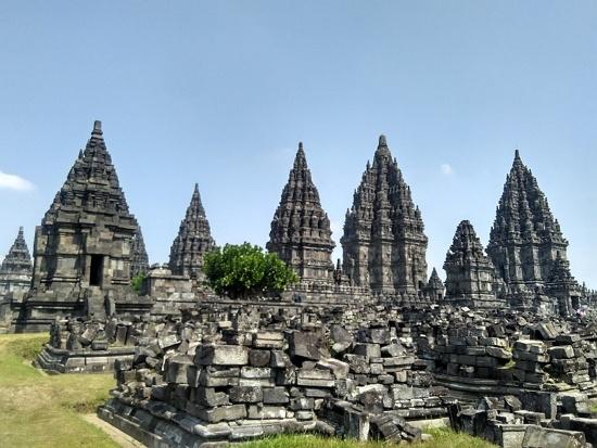 History of Prambanan Temple