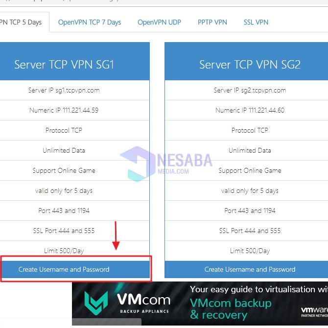 cara setting vpn di windows 10 gratis