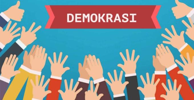 ciri-ciri demokrasi di Indonesia