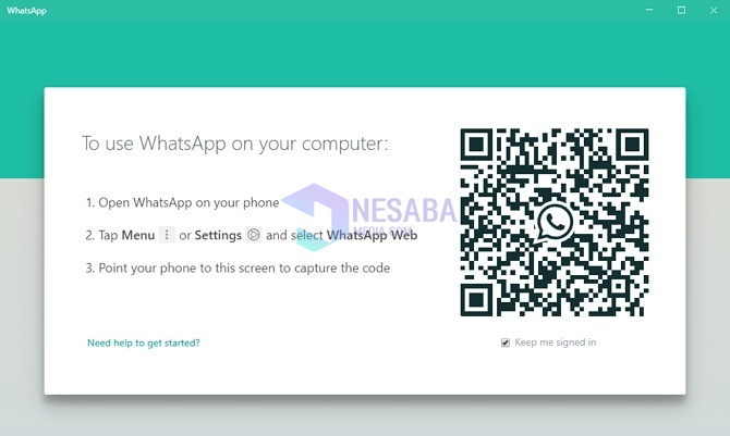 Begini Cara Download WhatsApps di Laptop
