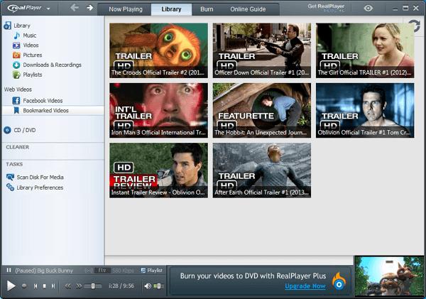 Download RealPlayer Terbaru