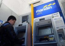Setor Tunai di ATM Mandiri
