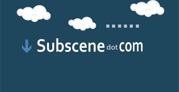 cara download subtitle di subscene