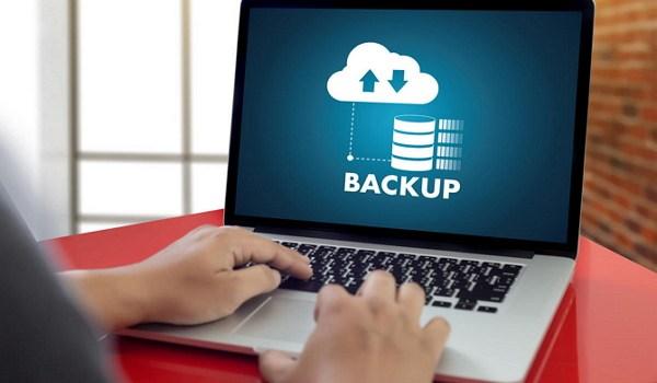 cara backup data laptop dengan mudah